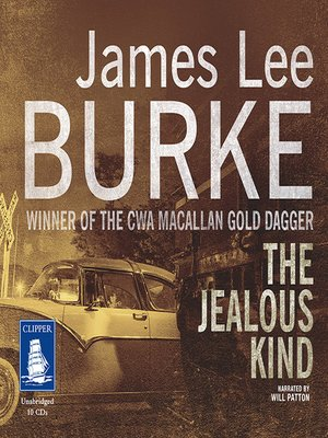 cover image of The Jealous Kind