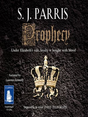 cover image of Prophecy