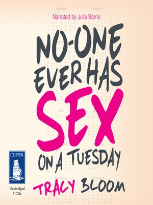 cover image of No-One Ever Has Sex on a Tuesday