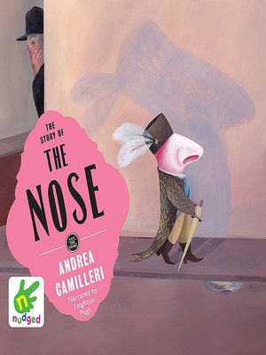 cover image of The Story of the Nose