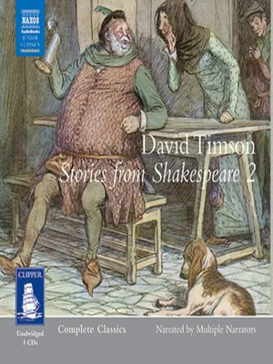 cover image of Stories from Shakespeare--Volume II