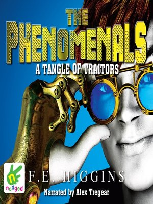 cover image of The Phenomenals--A Tangle of Traitors