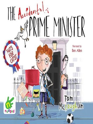 cover image of The Accidental Prime Minister