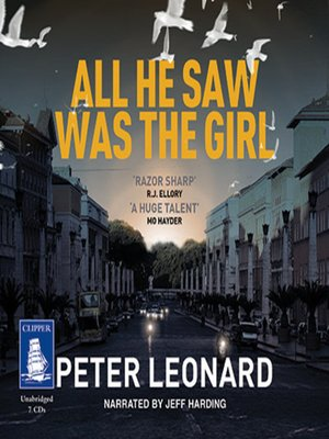 cover image of All He Saw Was the Girl