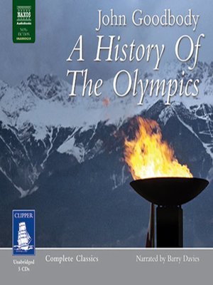 cover image of A History of the Olympics