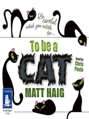 cover image of To Be a Cat