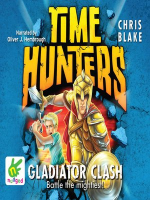 cover image of Time Hunters--Gladiator Clash