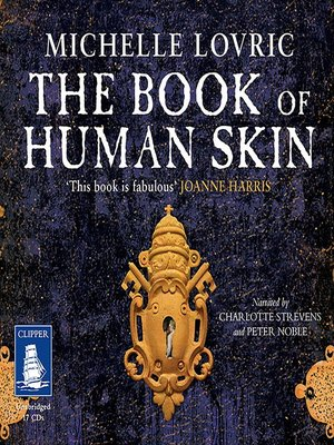 cover image of The Book of Human Skin
