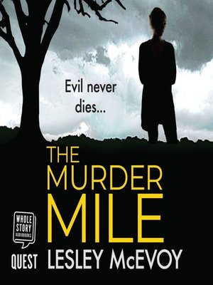 cover image of The Murder Mile