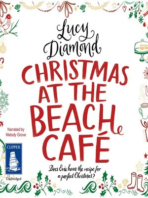 cover image of Christmas at the Beach Caf'