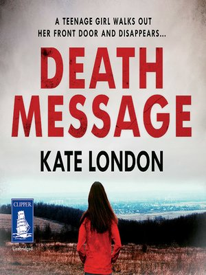cover image of Death Message