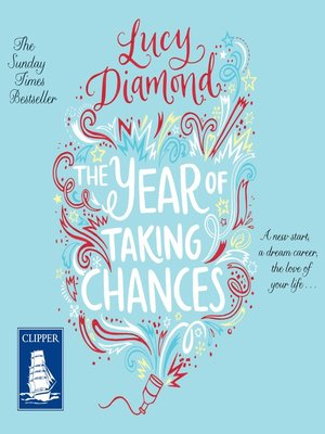 cover image of The Year of Taking Chances