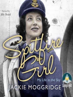 cover image of Spitfire Girl
