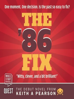 cover image of The '86 Fix