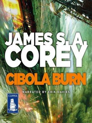 cover image of Cibola Burn
