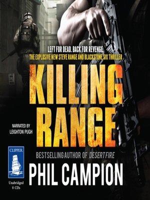 cover image of Killing Range