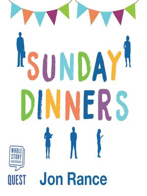 cover image of Sunday Dinners