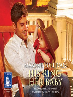 cover image of His Ring, Her Baby