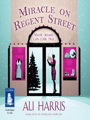 cover image of Miracle on Regent Street