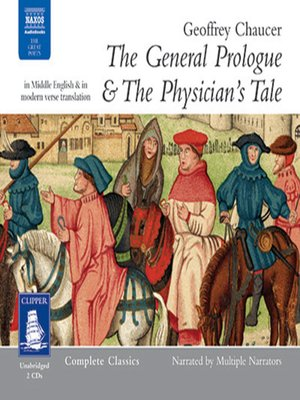 cover image of The General Prologue & the Physician's Tale