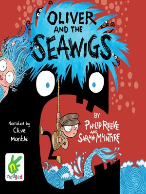 cover image of Oliver and the Seawigs