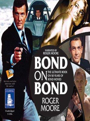 cover image of Bond on Bond