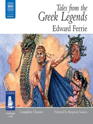 cover image of Tales from the Greek Legends