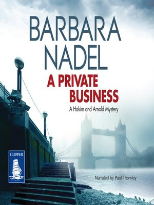 cover image of A Private Business