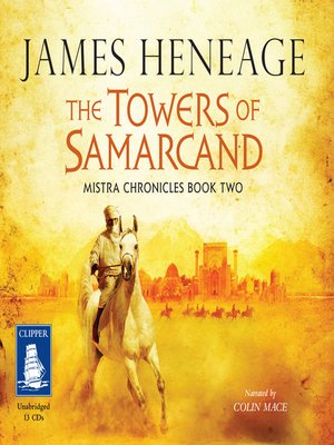 cover image of The Towers of Samarcand