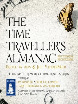 cover image of The Time Traveller's Almanac, Volume 2