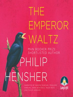 cover image of The Emperor Waltz