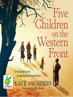 cover image of Five Children on the Western Front