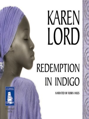 cover image of Redemption in Indigo