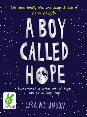 cover image of A Boy Called Hope