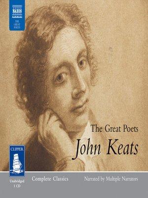 cover image of John Keats