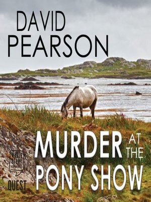 cover image of Murder at the Pony Show