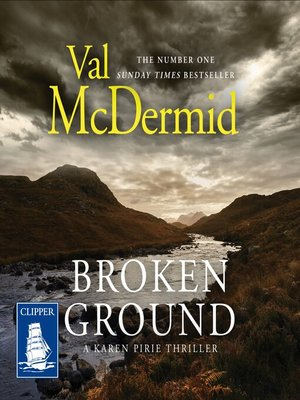 cover image of Broken Ground