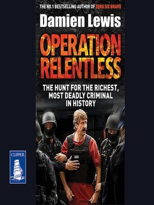 cover image of Operation Relentless
