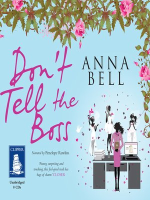 cover image of Don't Tell the Boss