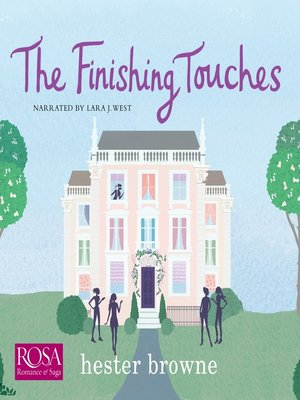 cover image of The Finishing Touches
