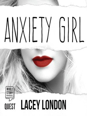 cover image of Anxiety Girl
