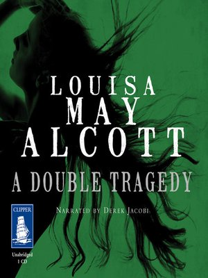 cover image of A Double Tragedy--An Actor's Story
