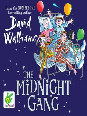 cover image of The Midnight Gang