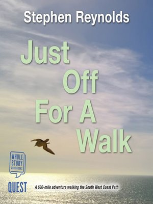 cover image of Just Off For a Walk