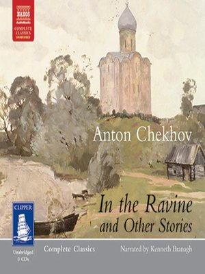cover image of In the Ravine and Other Stories