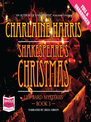 cover image of Shakespeare's Christmas