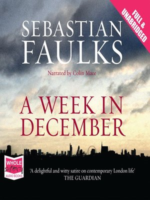 cover image of A Week in December