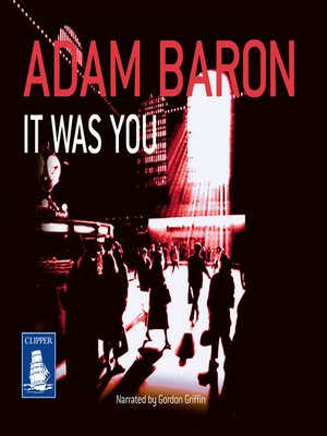 cover image of It Was You