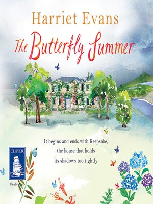 cover image of The Butterfly Summer