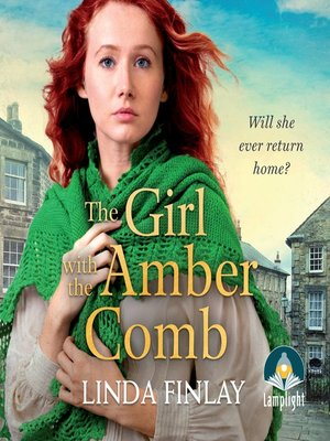 cover image of The Girl With the Amber Comb